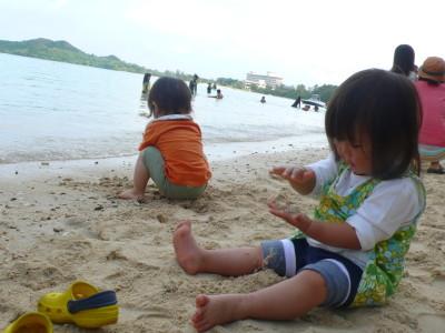 石垣島 底地ビーチ