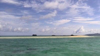 幻の島・浜島