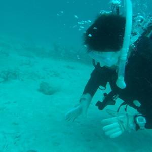 竹富島海底温泉
