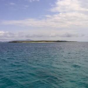 カヤマ島。