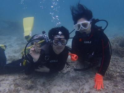石垣島 名蔵湾