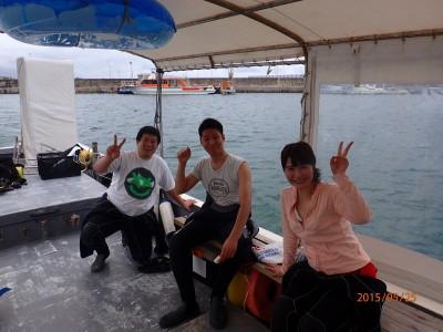 石垣島 体験ダイビング ファンダイビング