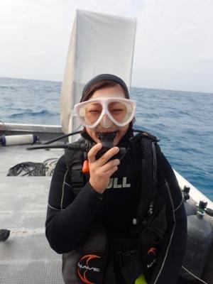 体験ダイビング 竹富島