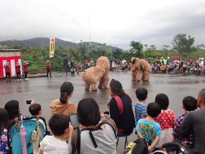 石垣島 大浜獅子