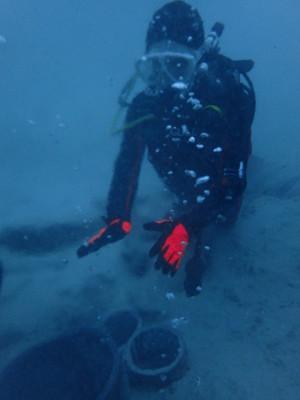 竹富島 海底温泉