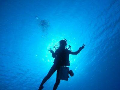 黒島 海 ダイビング