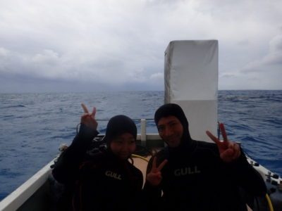 竹富島 ファンダイビング 海