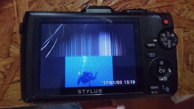 石垣島 デジカメ ダイビング アクアカラーズ 水中写真